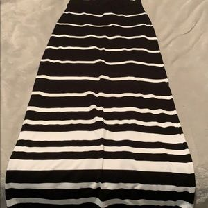 White House Black Market maxi skirt or dress